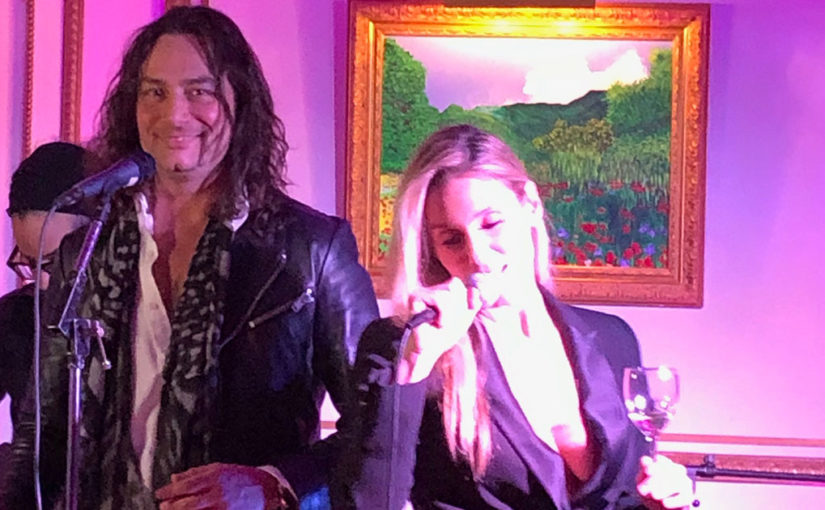 Rock and Rosso with Constantine Maroulis and Sandra Zotti
